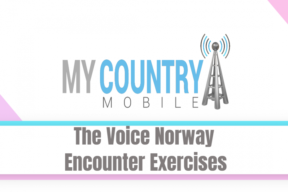 The Voice Norway Encounter Exercises - My Country Mobile